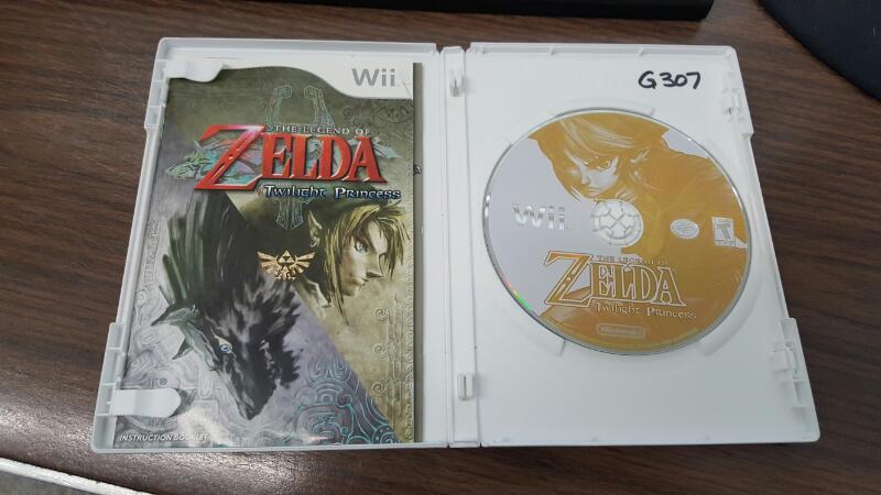 The Legend of Zelda: Twilight Princess (Nintendo Wii, 2006)