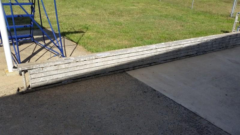 WERNER LADDER Scaffolding WNS-2420 WALK BOARD