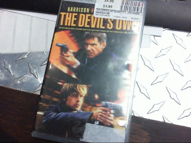 SONY PSP THE DEVIL'S OWN