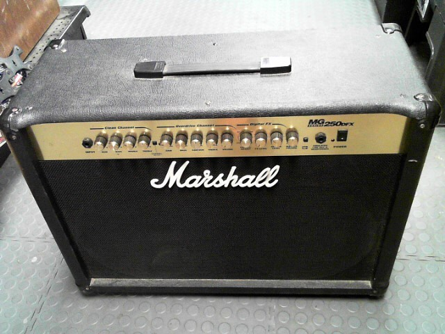 MARSHALL Electric Guitar Amp MG 250DFX