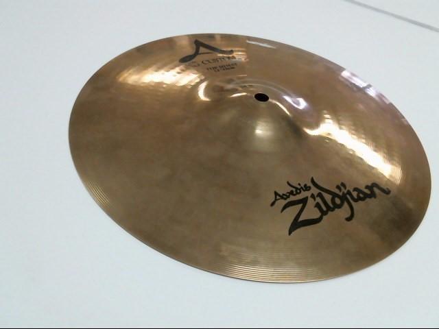 """ZILDJIAN Cymbal ZCUSTOM DYNO BEAT HIHAT 13""""/33CM"""