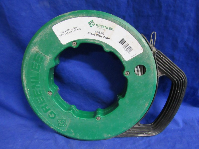 GREENLEE 438-10 FISH TAPE