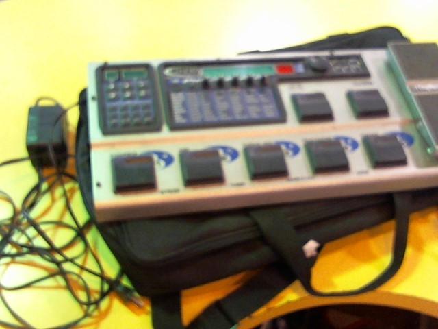 DIGITECH Effect Equipment GNX3