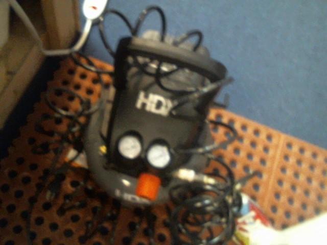 HDX Air Compressor 1000-997-346