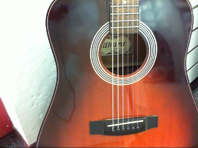 TANARA Acoustic Guitar SD300AM