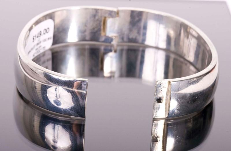Silver Bracelet 925 Silver 102.9g