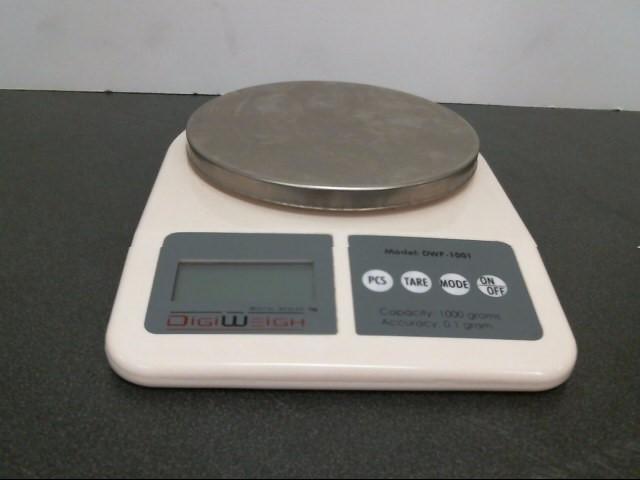DIGIWEIGH Scale DWP-1001