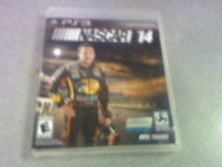 SONY Sony PlayStation 3 Game PS3 NASCAR 14