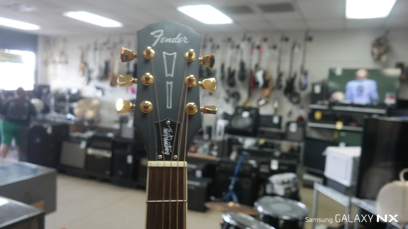 FENDER Acoustic Guitar TIM ARMSTRONG HELLCAT ACOUSTIC