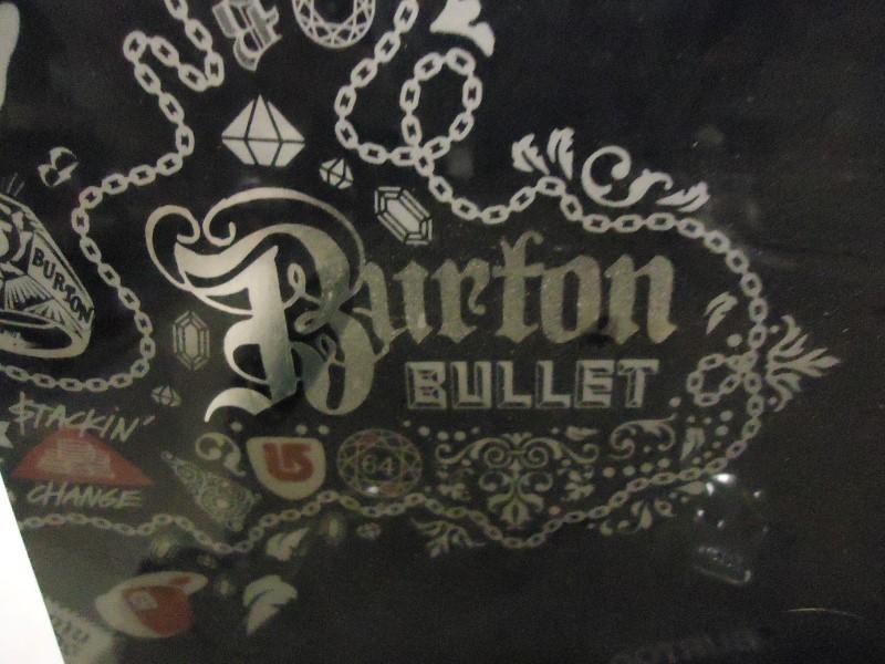BURTON Snowboard BURTON BULLET 157