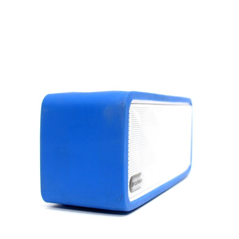 Sylvania Wireless Portable Bluetooth Speaker SP256-C-ASST-PL Blue
