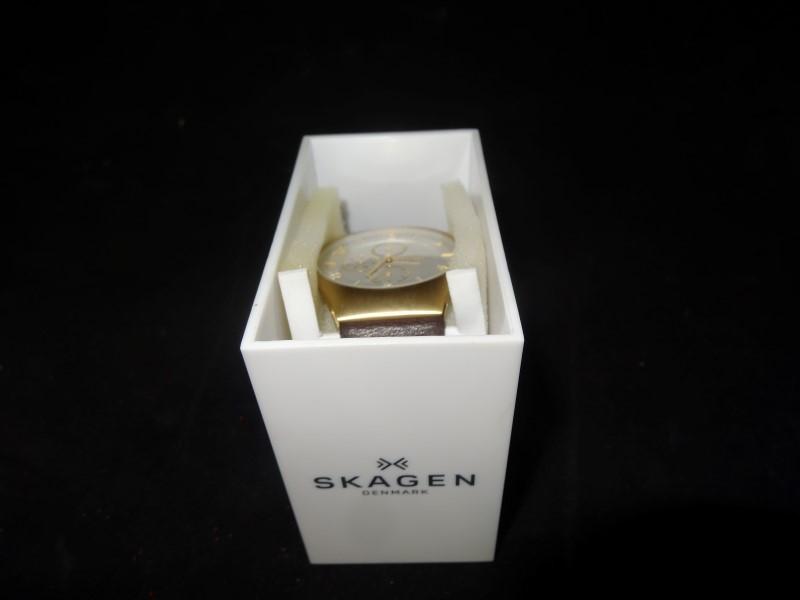 SKAGEN Gent's Wristwatch SKW6144
