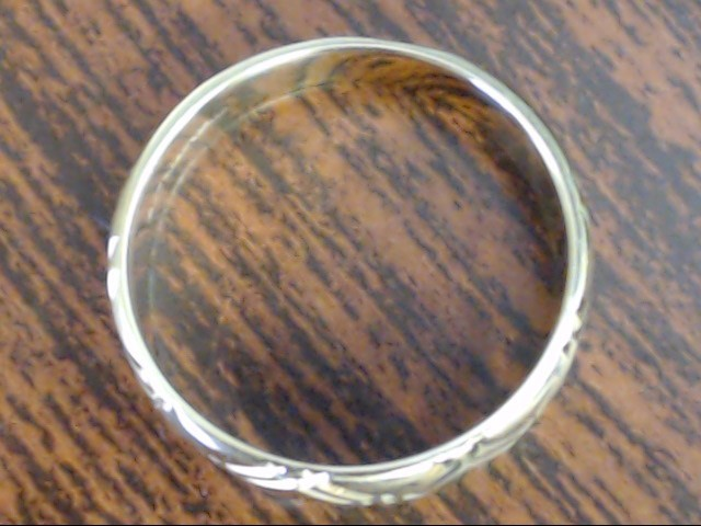 VINTAGE CRISS CROSS DESIGN WED RING BAND SOLID REAL 14K GOLD SIZE 6