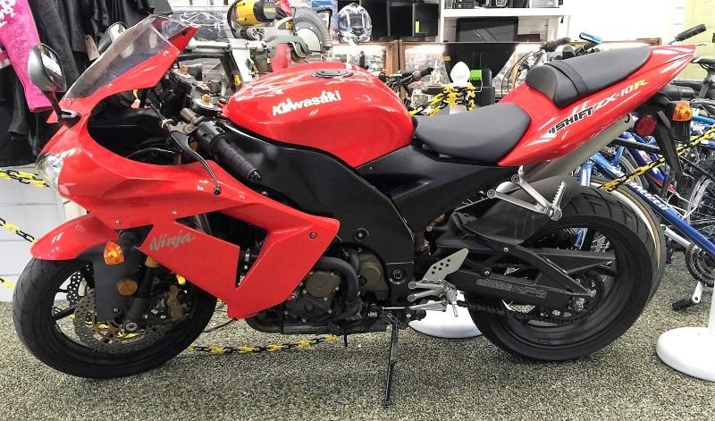 KAWASAKI Motorcycle NINJA ZX10R
