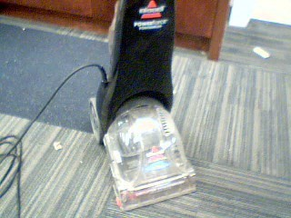 BISSELL Carpet Shampooer/Steamer POWERFORCE POWERBRUSH