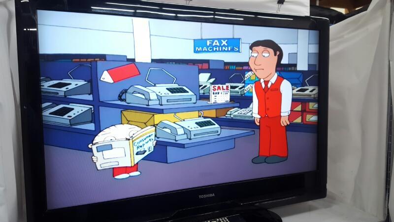 TOSHIBA Flat Panel Television 42AV500U