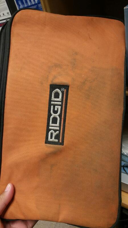 RIDGID TOOLS Nailer/Stapler R6790