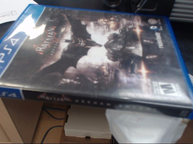 SONY Sony PlayStation 4 Game BATMAN ARKHAM KNIGHT - PS4