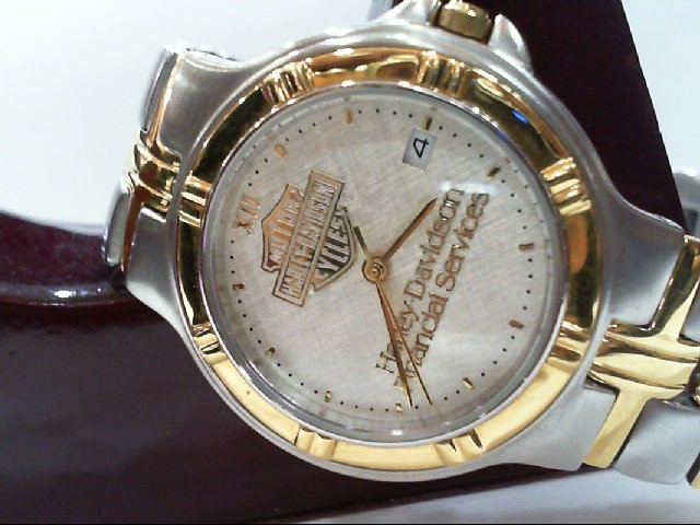 BULOVA Lady's Wristwatch HARLEY DAVIDSON - LADIES