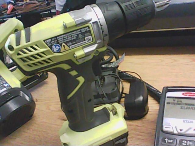 RYOBI Cordless Drill HJP003