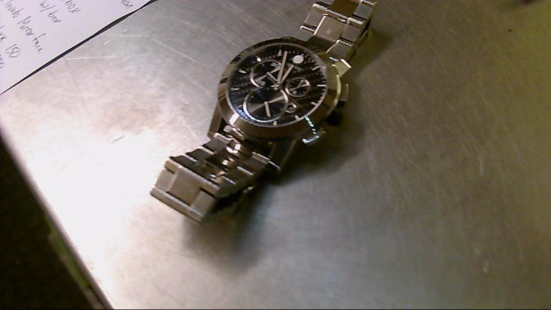 MOVADO Gent's Wristwatch VIZIO 83C51890