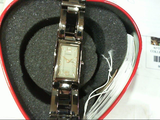 FOSSIL Lady's Wristwatch ES-1918