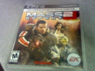 SONY Sony PlayStation 3 Game MASS EFFECT 2