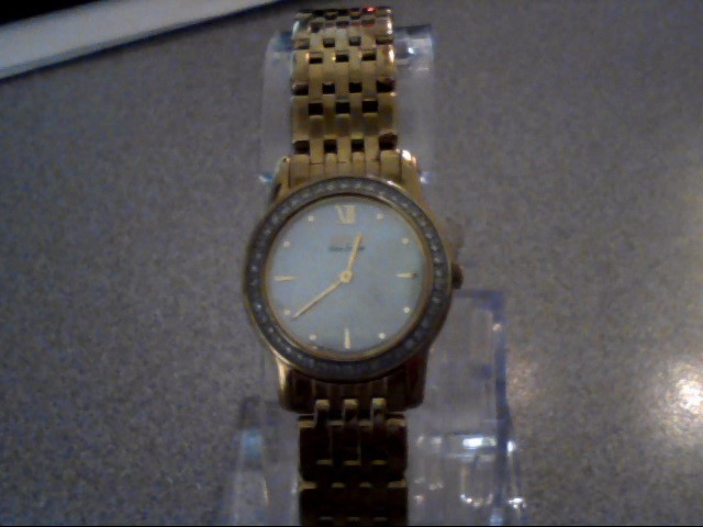 CITIZEN Lady's Wristwatch ECO DRIVE G670-S008590