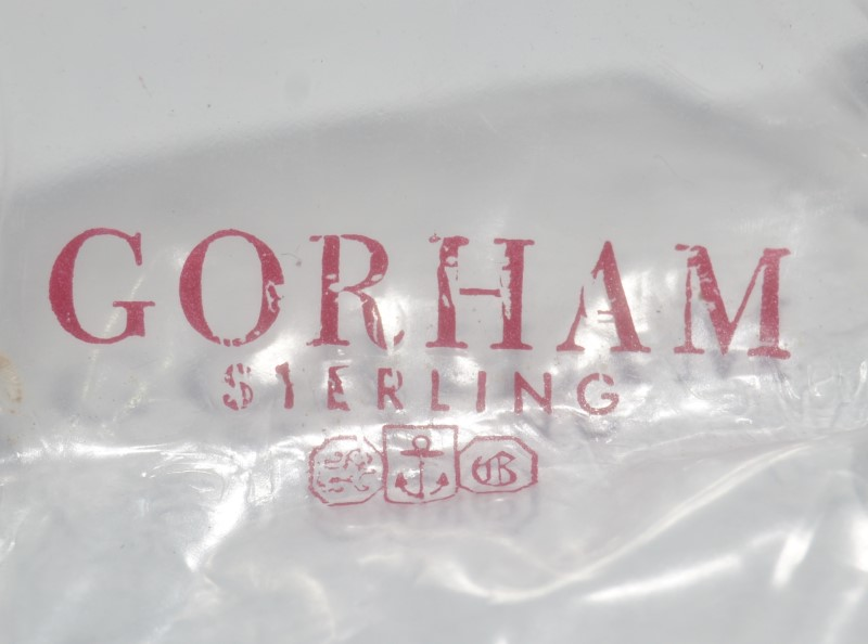 """*NEW* Chantilly by Gorham 6-3/4"""" Sterling Silver Oval Soup Spoon NO MONO"""