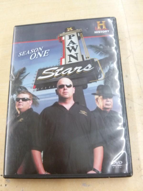 DVD BOX SET DVD PAWN STARS SEASON ONE