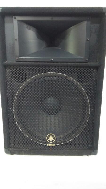 YAMAHA DJ Equipment S115V