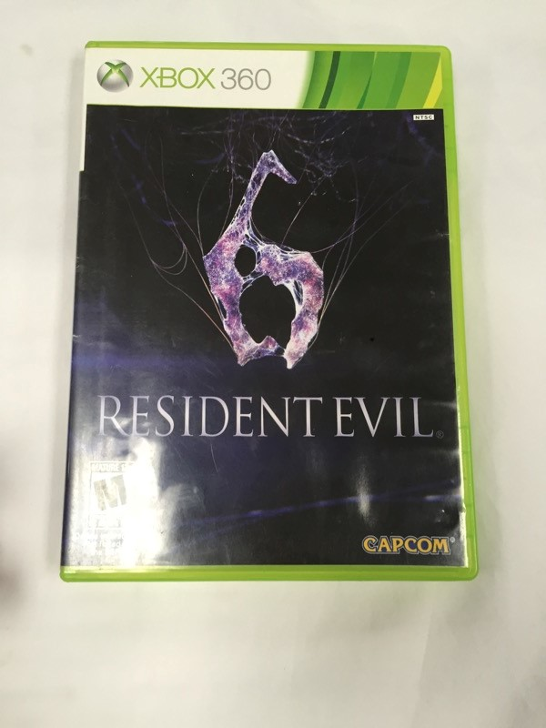 RESIDENT EVIL W/ VOICE OVER PACK