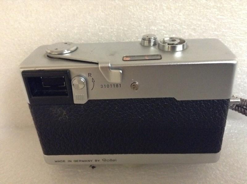 ROLLEI Film Camera 35