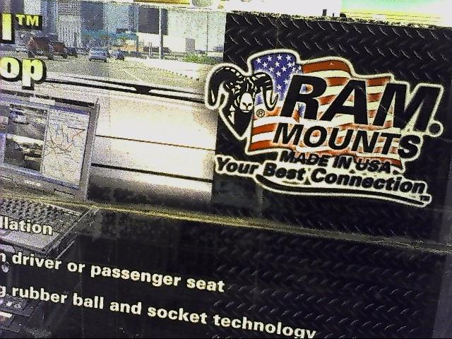 RAM LAPTOP MOUNTS RAM-VB-175