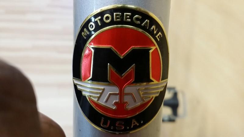 MOTOBECANE TRACK BICYCLE W/FLIP FLOP HUB
