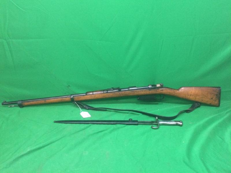 MAUSER FIREARMS Rifle ARGINTINO 1981