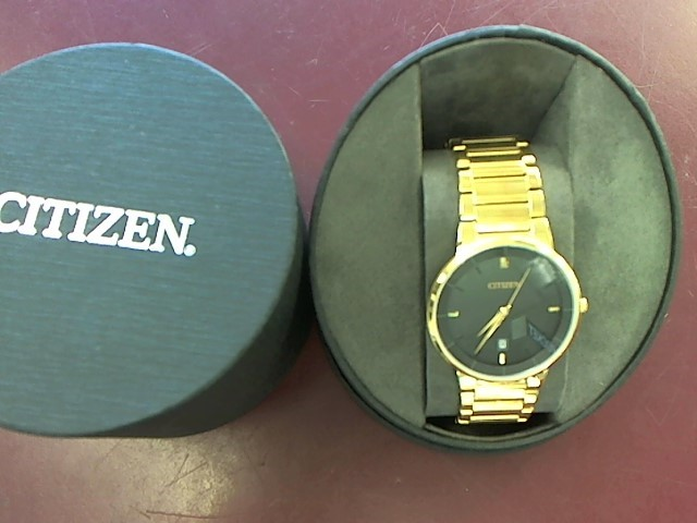 CITIZEN Gent's Wristwatch GN-4-S