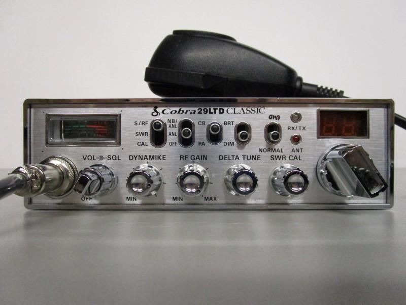 COBRA 29LTD CLASSIC CB RADIO
