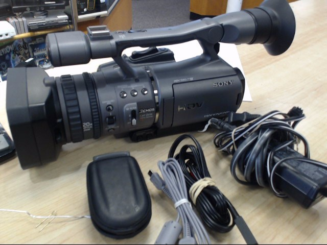 SONY Camcorder HANDYCAM HDR-FX7