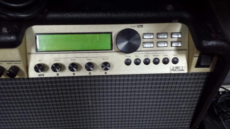 Johnson Millennium Stereo Two-Fifty Amp
