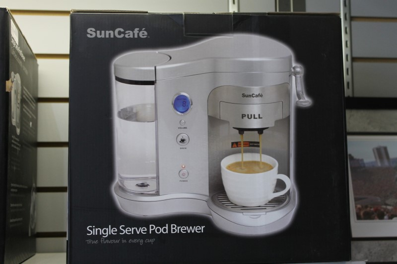 Suncafe Brewer Coffee Maker H701A Gray