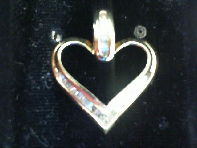 Yellow Stone Gent's Silver-Diamond & Stone Ring 16 Diamonds 1.60 Carat T.W.