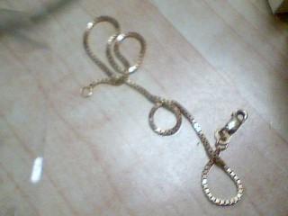 Gold Bracelet 10K Yellow Gold 2.3g
