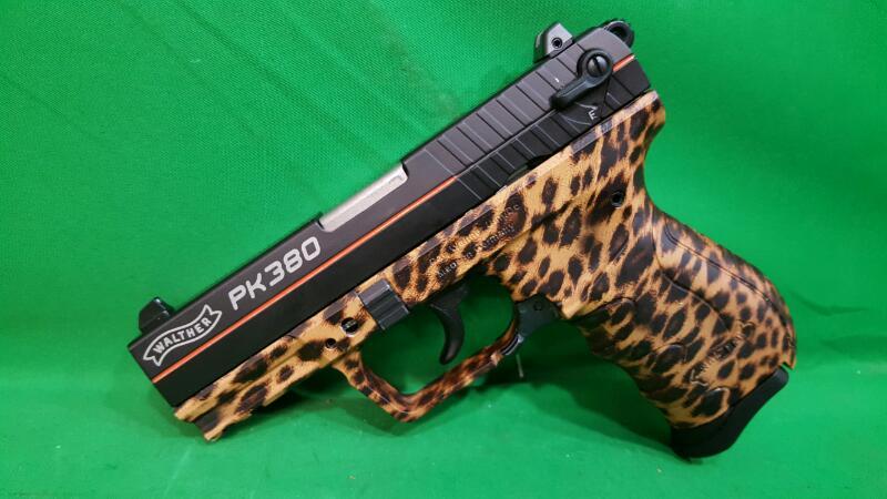 WALTHER ARMS Pistol PK-380 CHETAH