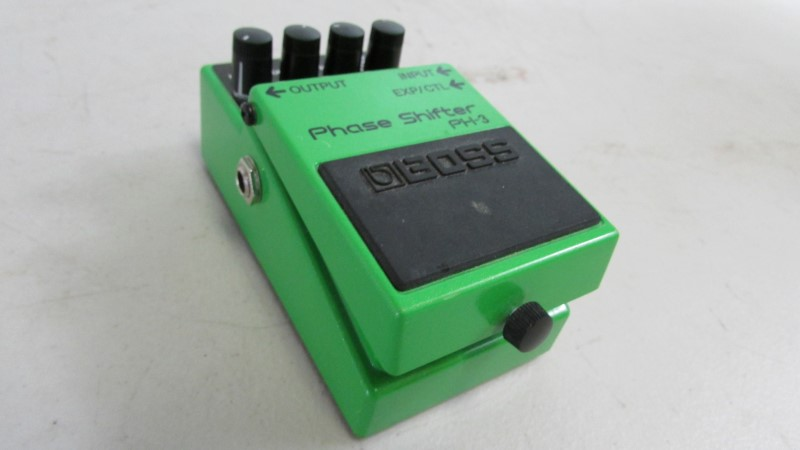 BOSS Effect Equipment PH3 PHASE SHIFTER