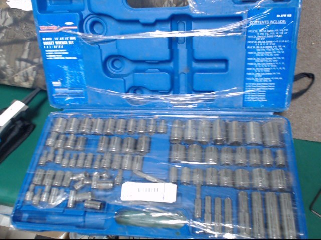 WESTWARD Sockets/Ratchet 4PM18 RATCHET SET