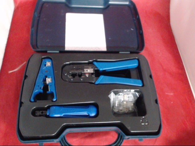 DATA SHARK  Network Tool Kit PA70007