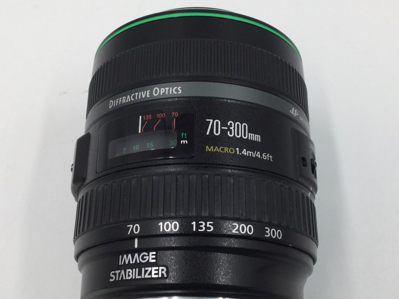 Canon EF 70-300mm f/4.5-5.6 DO IS USM Lens Canon EOS Cameras