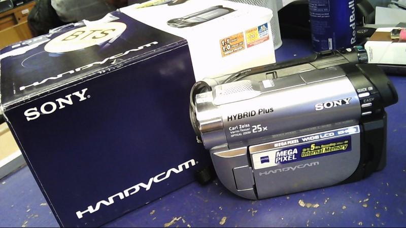 SONY Camcorder DCR-DVD810