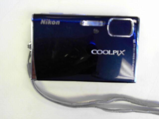 NIKON Digital Camera COOLPIX S51